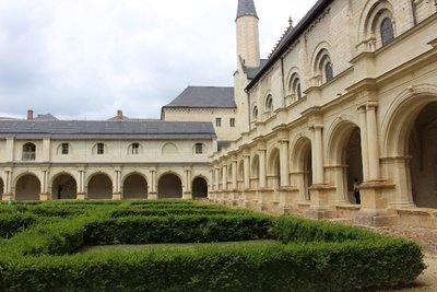 Fontevraud - Cloister View