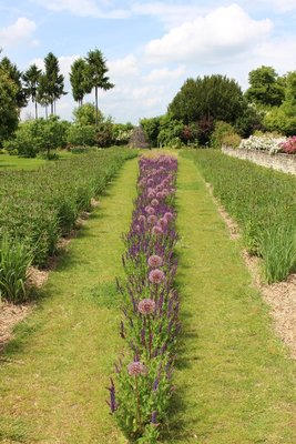 Chateau Rivau - Garden
