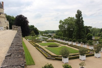 Chateau Usse - Gardens
