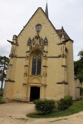 Chateau Usse - Chapel