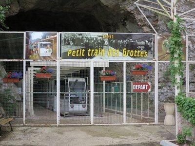Lacave - Cave Entrance