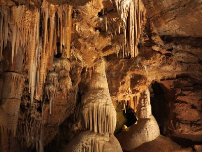 Lacave - Cave Interior