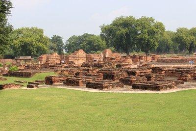 Sarnath - Buddha teaching site