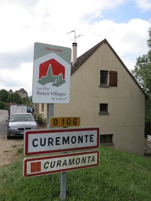 Curemonte - Another Beautiful Village
