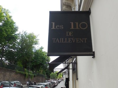 Paris - Les 110 de Taillevent