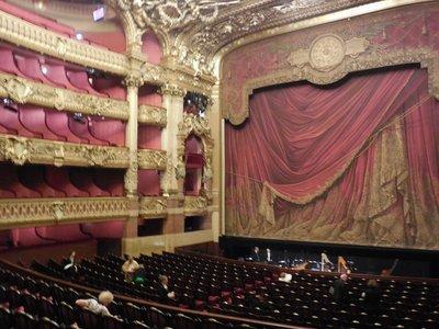 Paris - Opera Garnier - Front View