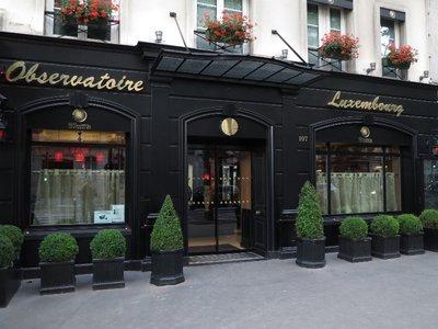 Paris - Hotel Observatoire Luxembourg