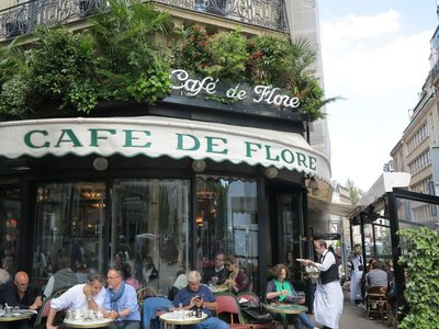 Paris - Cafe de Flore