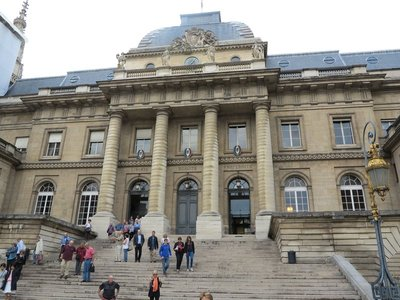 Paris - Palace of Justice