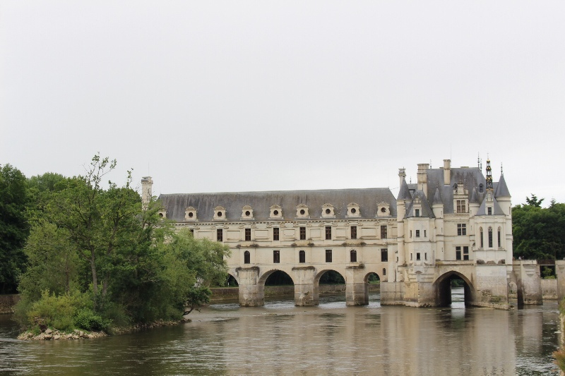 Chateau Chenonceau - Downstream