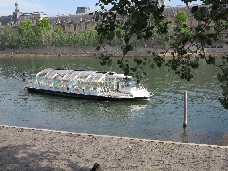 Paris - BatoBus
