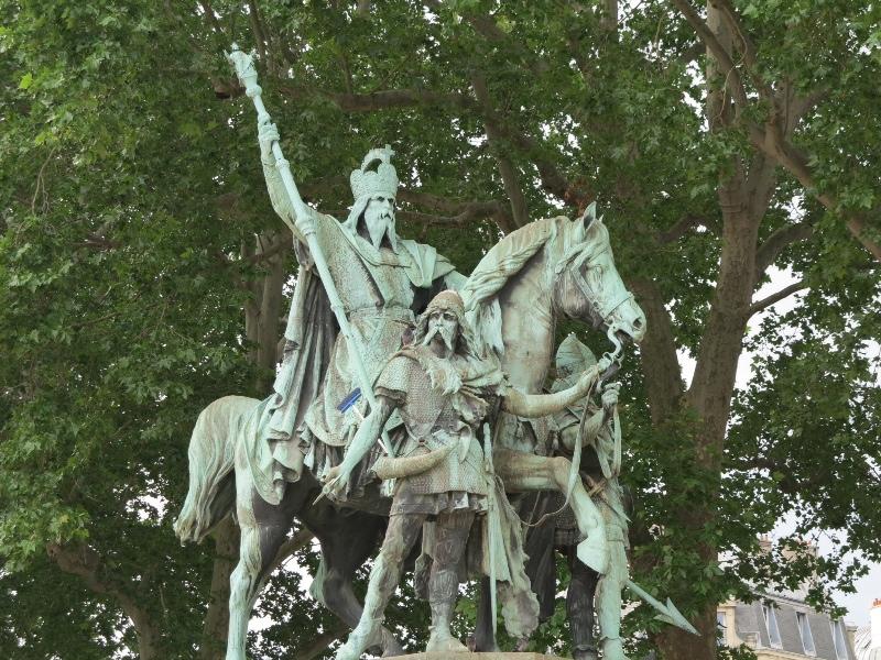Paris - Notre Dame Charlemagne