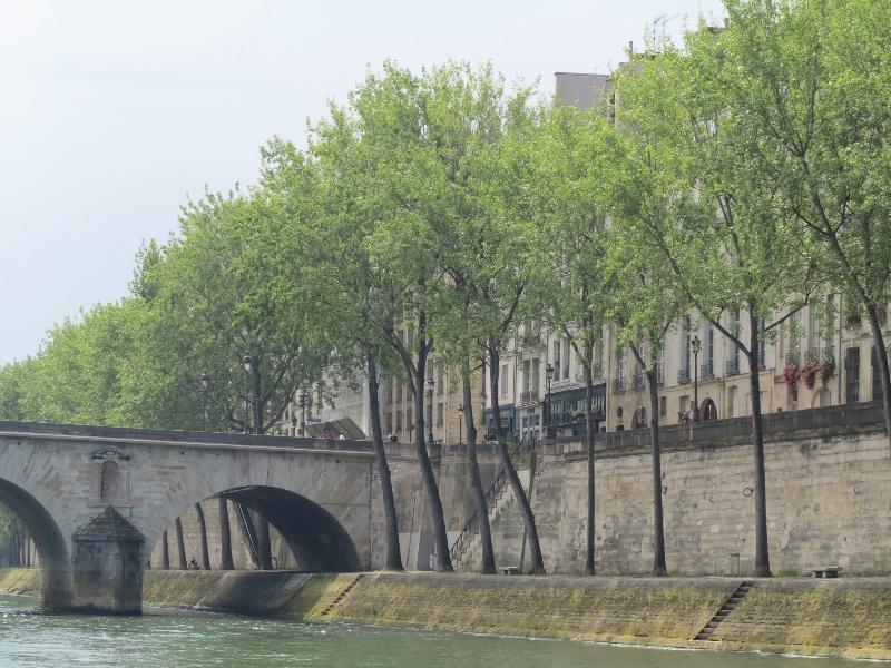 Paris - Batobus - Scenes