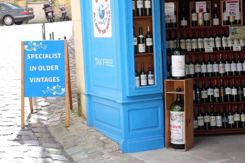 St Emilion - Wine Shop