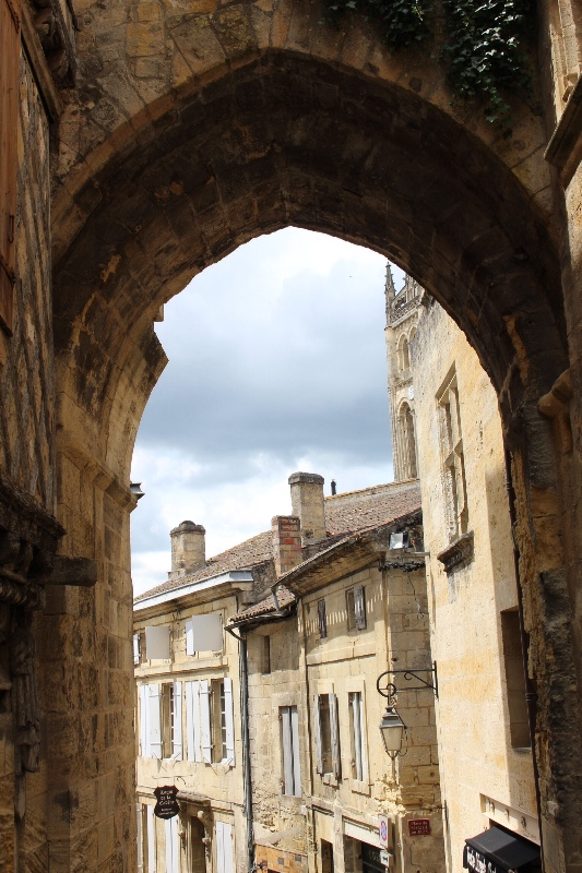 St Emilion - Town Views