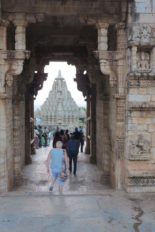 Chittorgarh - Shiva Temple