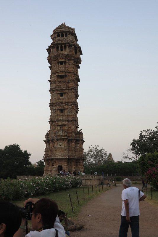 Chittorgarh Tower