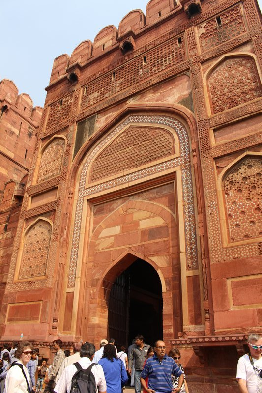 Agra Fort - Portal