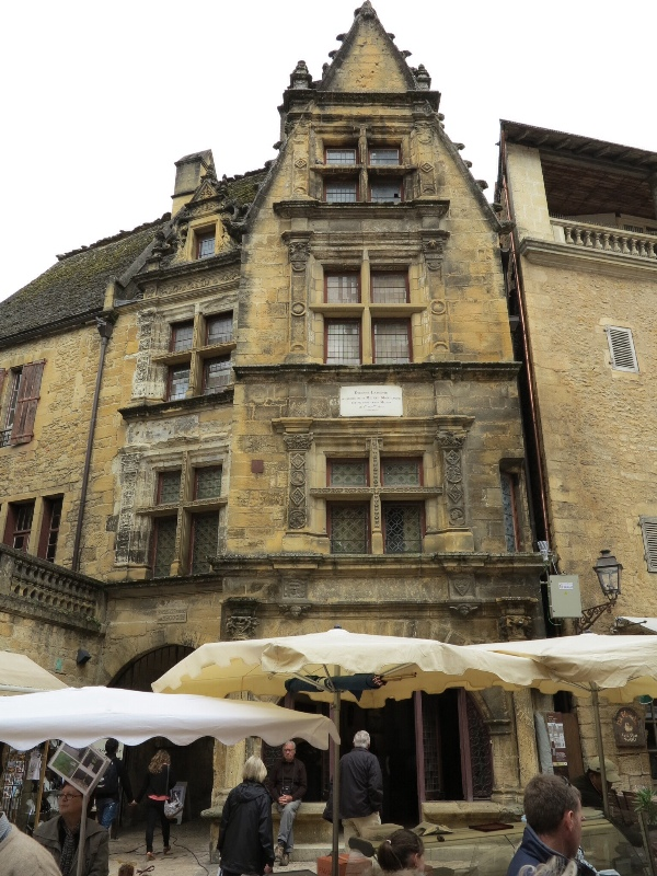 Sarlat - Townscape