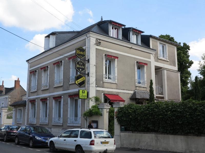 Amboise - La Breche exterior