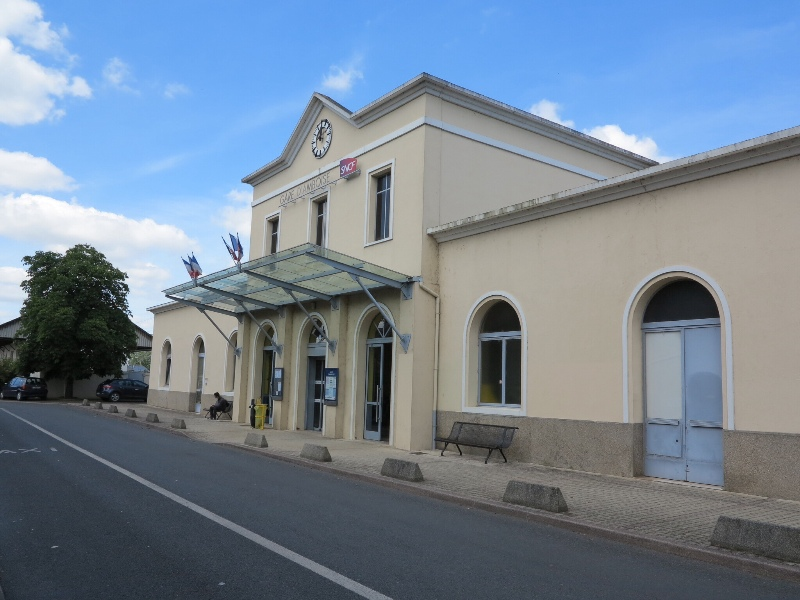 Amboise - Train Station