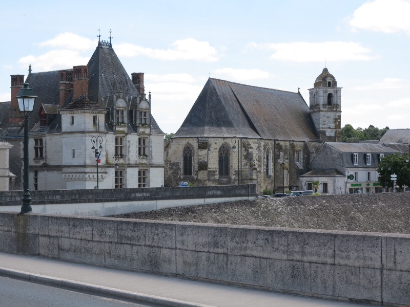 Amboise - Church