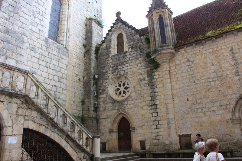 Rocamadour - Chapel