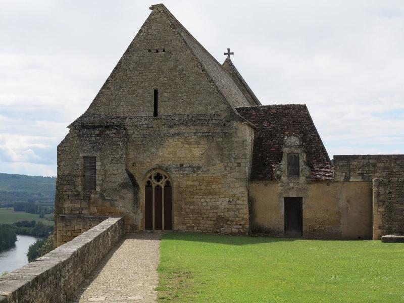 Beynac - Chateau Chapel