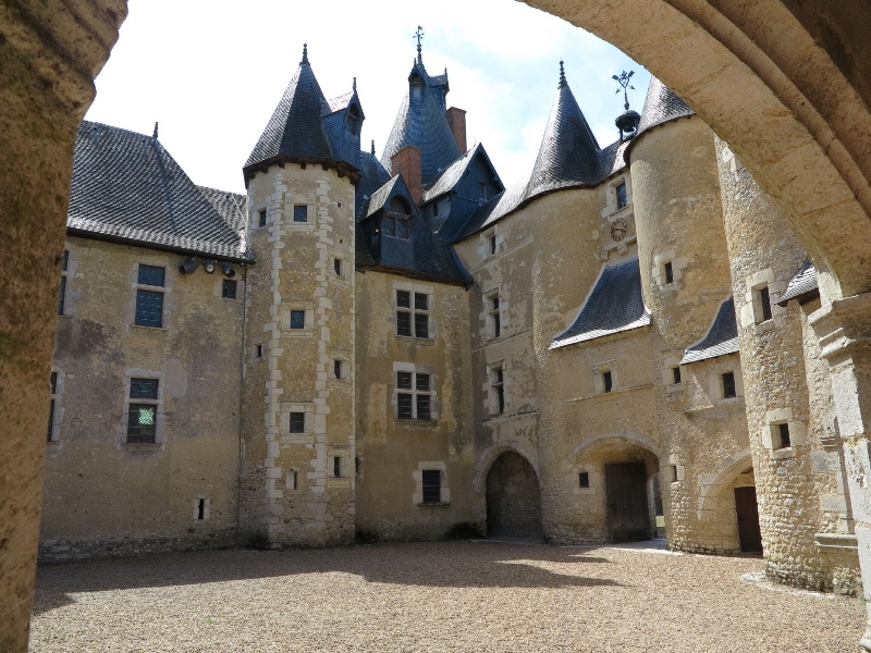 Fougeres - Towers