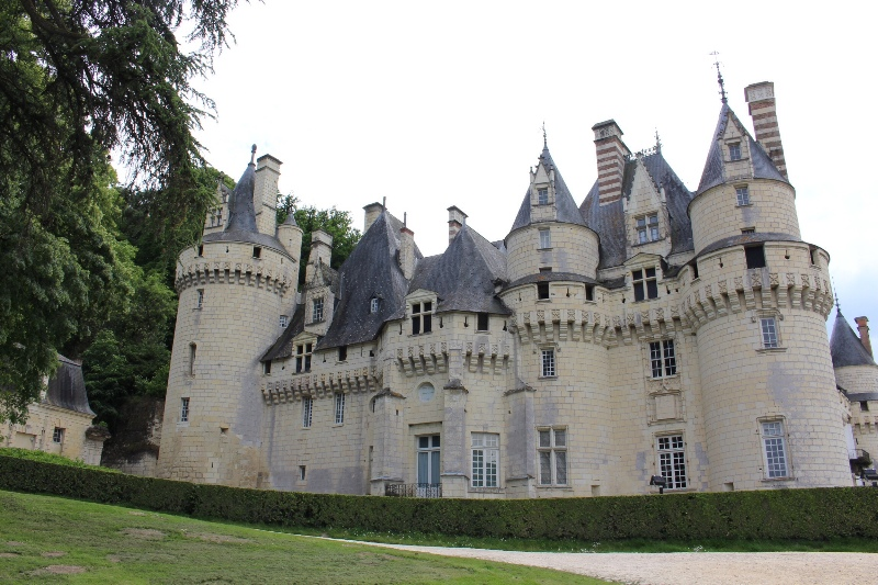 Chateau Usse - Sleeping Beauty's Castle