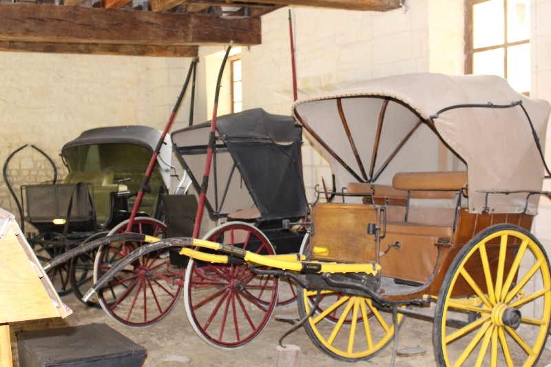 Chateau Usse - Carriages