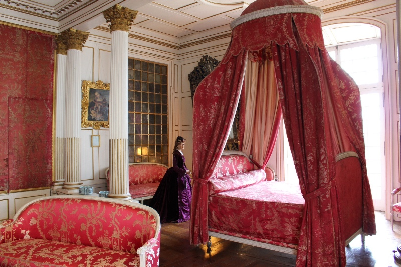 Chateau Usse - King's Bedroom