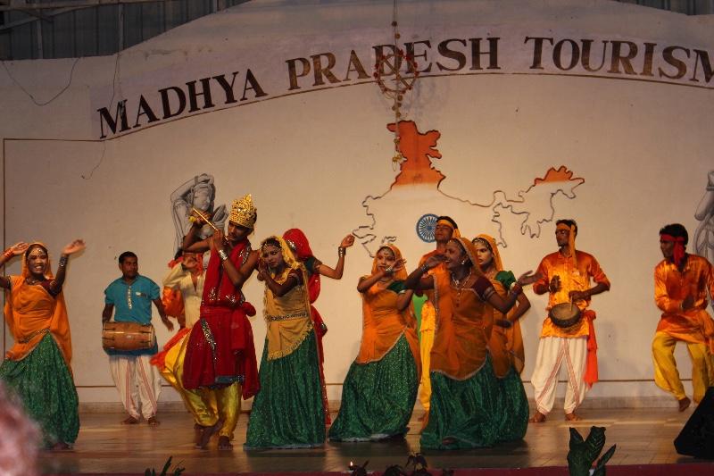 Khajuraho - Vishnu Program - The Girls