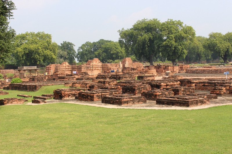 Sarnath - Buddha teaching site