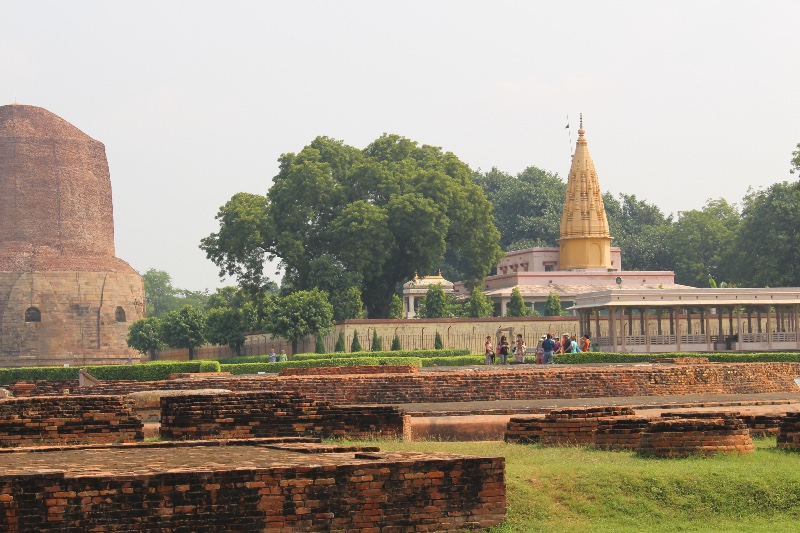 Sarnath - Temples