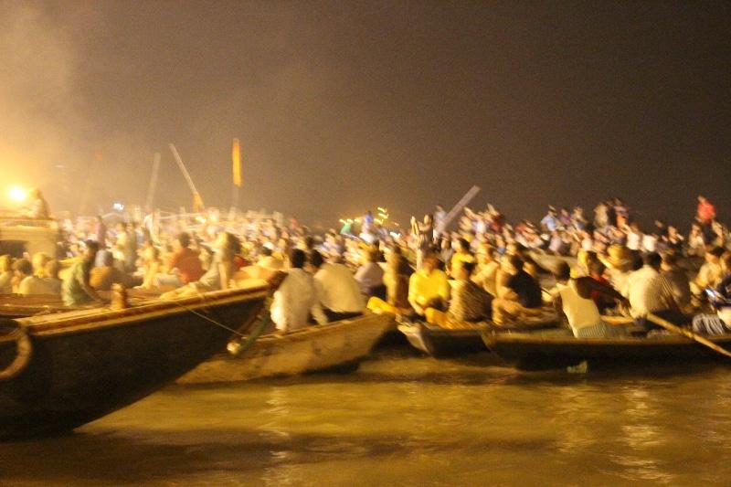 Varanasi - Aarti Madness