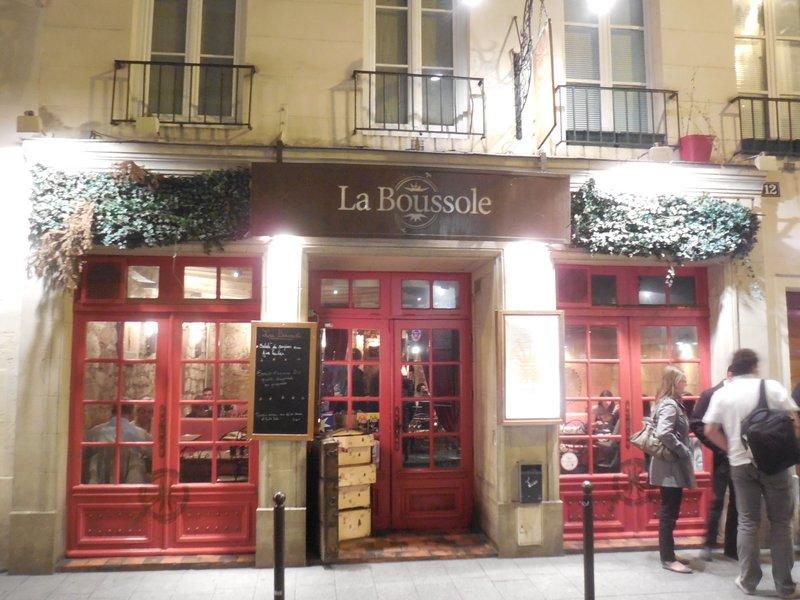 Paris - La Boussole