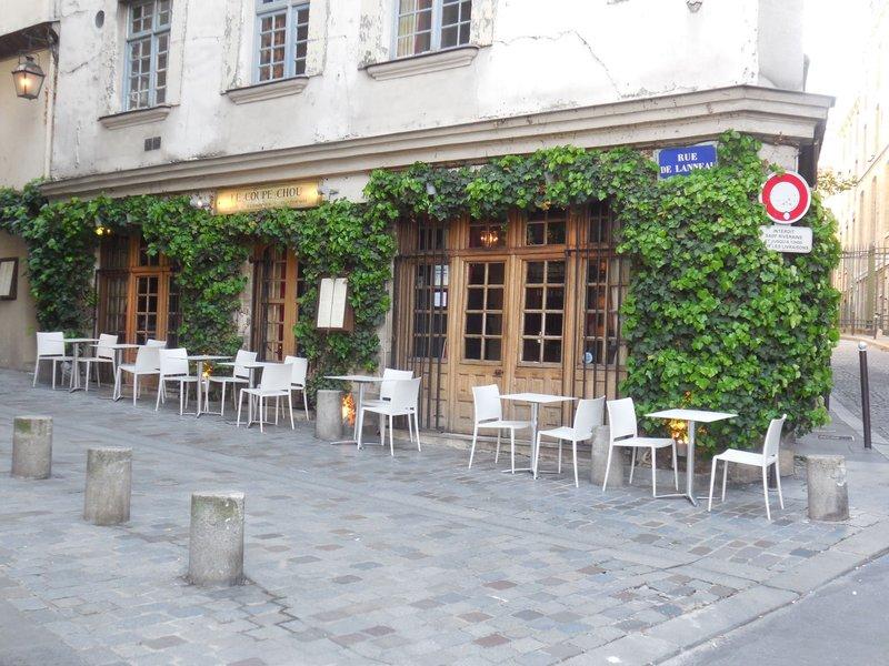 Paris - Le Coupe-Chou