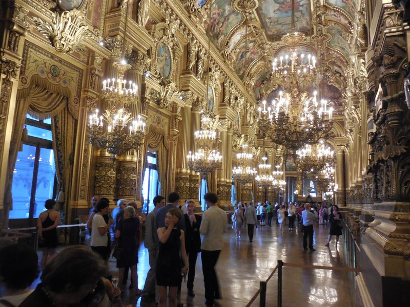 Paris - Opera Garnier - Gallery