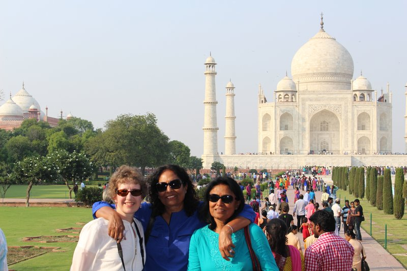 Agra - Taj Mahal Ladies