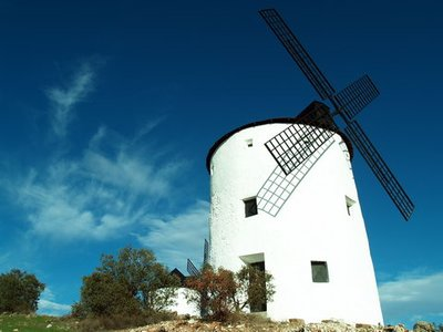 Puerto Lapice, Windmills