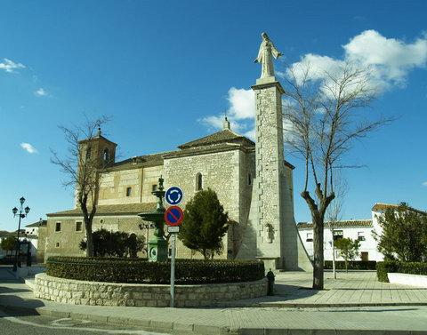 Saint Mary's Church in Ocana
