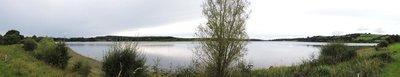 View across Blessington Lake from Talfarris Resort