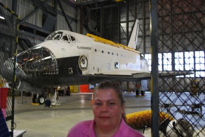 Me with Endeavour
