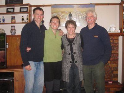 Te Rohenga Farm Family Portrait