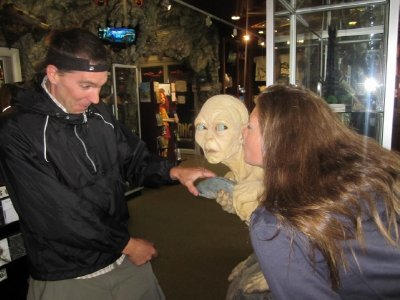 Weta Cave