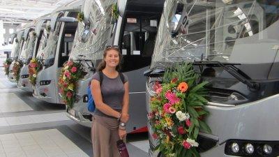 Mexico ADO bus