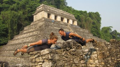 Planking Palenque