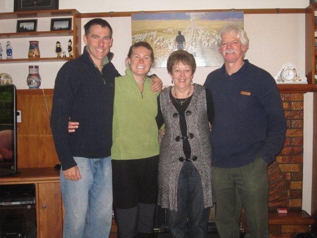 Te Rohenga Farm Family Portrait