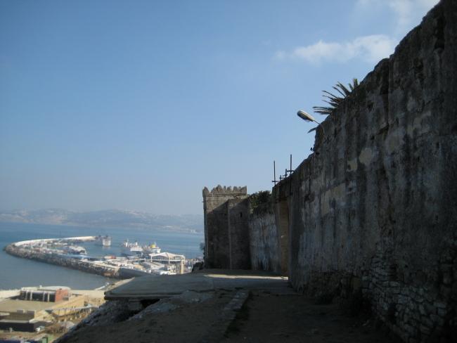 Kasbah in Tangier